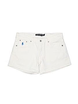 Ralph Lauren Sport Denim Shorts 25 Waist