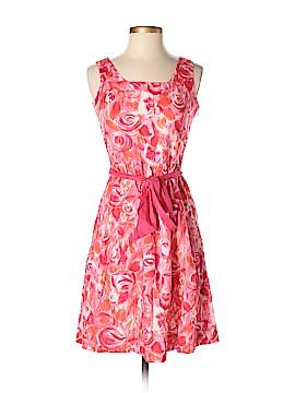 Garnet Hill Casual Dress Size 4 (Petite)