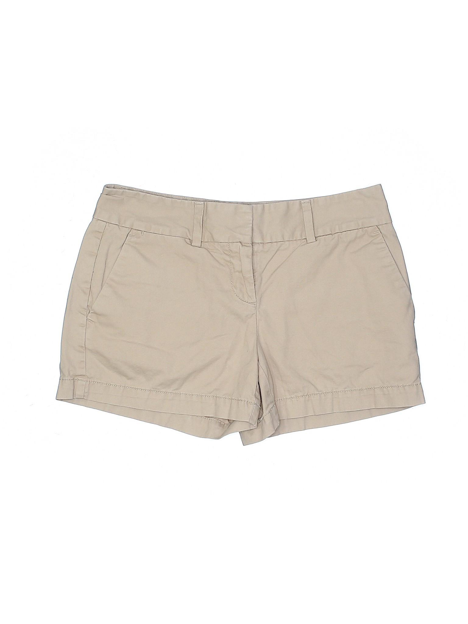 Khaki LOFT Taylor Shorts Ann winter Leisure w0a8vq