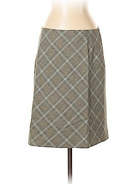 Carolina Herrera Wool Skirt Size 8