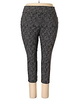 Ellen Tracy Leggings Size 2X (Plus)