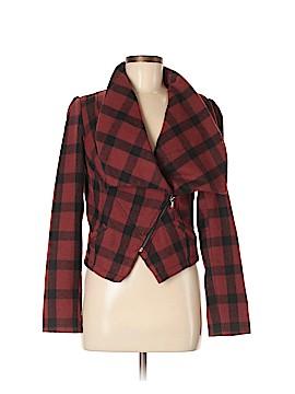What Goes Around Comes Around Wool Coat Size M
