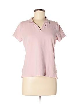 St. John's Bay Short Sleeve Polo Size M (Petite)