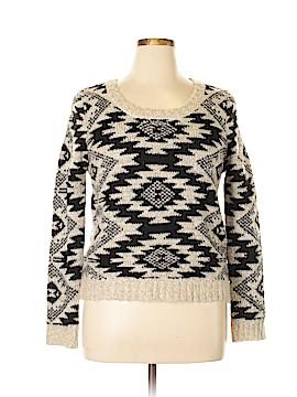 Rain Pullover Sweater Size L