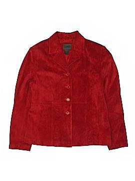 Uniform John Paul Richard Leather Jacket Size 10