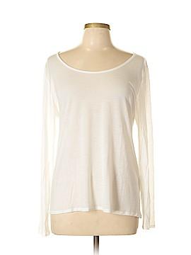 Wrap Long Sleeve T-Shirt Size 20 (UK)