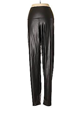 Milky Way Faux Leather Pants Size 3X (Plus)