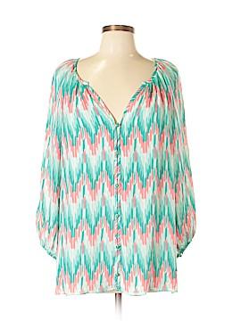 Shoshanna Long Sleeve Blouse Size 12