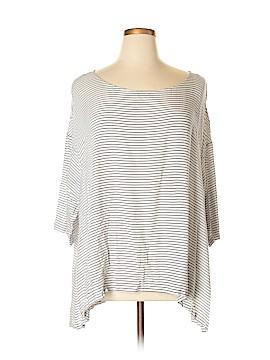BB Dakota Short Sleeve Blouse Size 3X (Plus)