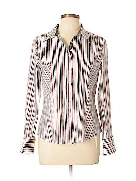 Gerry Weber Long Sleeve Button-Down Shirt Size 10