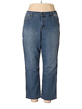 Bandolino Jeans Size 16 Short