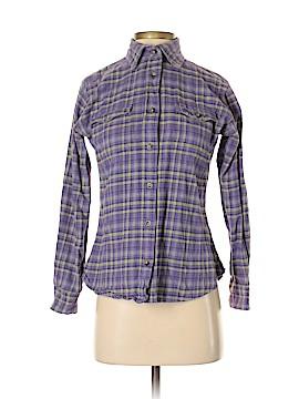 Carhartt Long Sleeve Button-Down Shirt Size XS