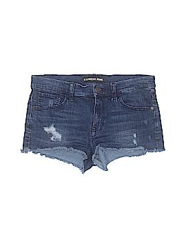 Express Denim Shorts Size 8