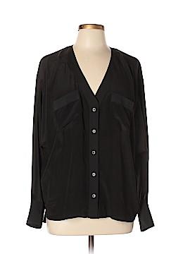Victoria's Secret Long Sleeve Blouse Size S (Petite)