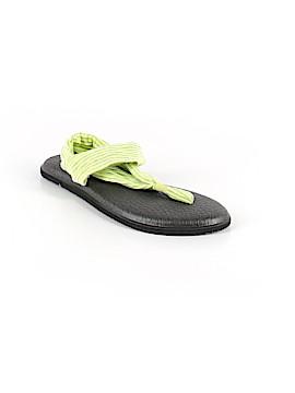 Sanuk Sandals Size 7