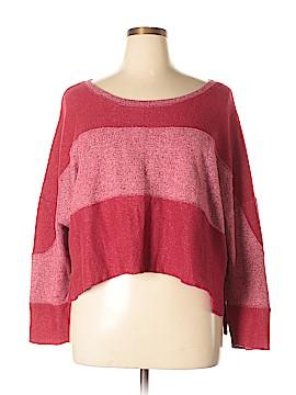 Anama Pullover Sweater Size L