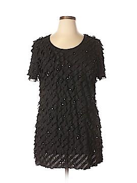 Antthony Originals Short Sleeve Top Size XL