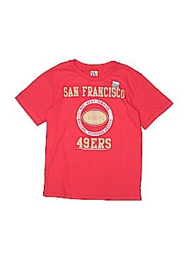 Junk Food Short Sleeve T-Shirt Size 7