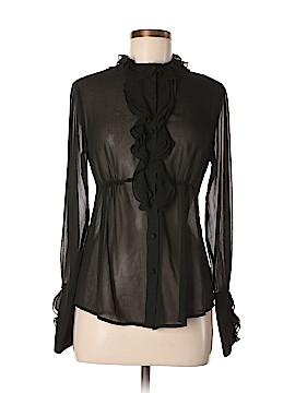 WD.NY Long Sleeve Blouse Size 4