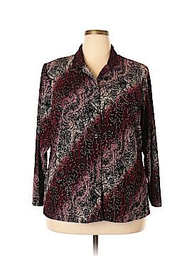 Allison Daley Long Sleeve Blouse Size 20 (Plus)