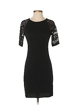 Aqua Cashmere Casual Dress Size S
