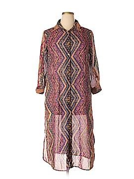 Mileage Casual Dress Size 1X (Plus)