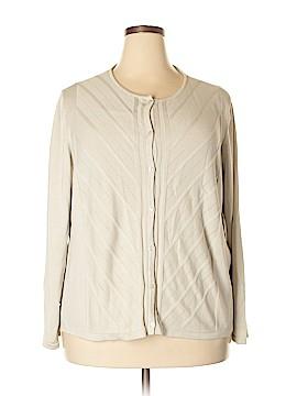 Austin Reed Silk Cardigan Size 3 (Plus)