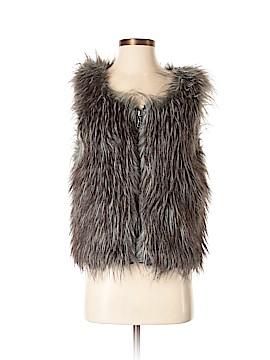 Pure Sugar Faux Fur Vest Size S
