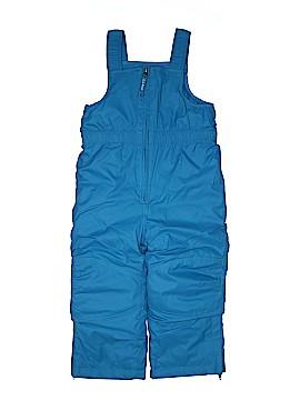 L.L.Bean Snow Pants With Bib Size 4T