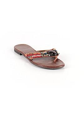 Paprika Sandals Size 6 1/2