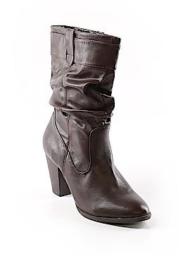 White Mountain Boots Size 9