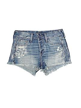 Abercrombie & Fitch Denim Shorts 24 Waist