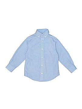 Class Club Long Sleeve Button-Down Shirt Size 2/3