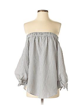 Moa Moa 3/4 Sleeve Blouse Size S