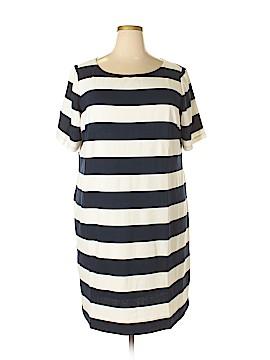 Jessica Howard Casual Dress Size 16 (Plus)