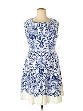 Julian Taylor Casual Dress Size 20 (Plus)