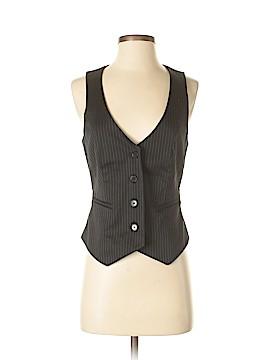 White House Black Market Tuxedo Vest Size 0