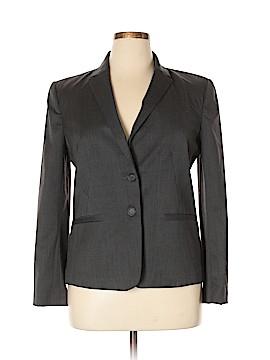 Ann Taylor Factory Wool Blazer Size 14