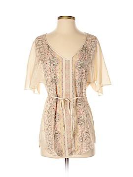 Beyond Vintage Short Sleeve Blouse Size XS