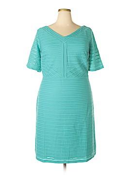 London Times Casual Dress Size 28 (Plus)