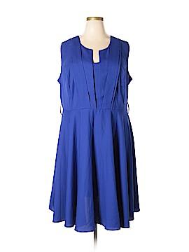 City Chic Casual Dress Size 22 w(XL) (Plus)