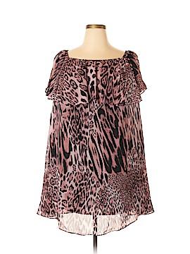 Jennifer Lopez Casual Dress Size 0X (Plus)