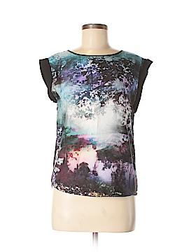 Forever New Short Sleeve Blouse Size 2