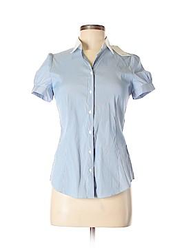 G2000 Short Sleeve Button-Down Shirt Size 36 (FR)