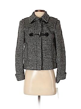 Calvin Klein Wool Coat Size 2 (Petite)