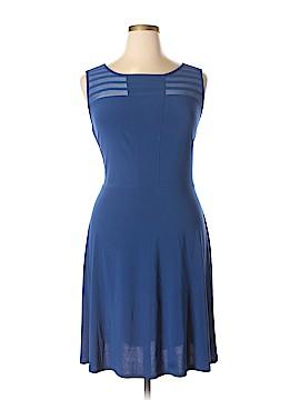 Wrapper Casual Dress Size 2X (Plus)