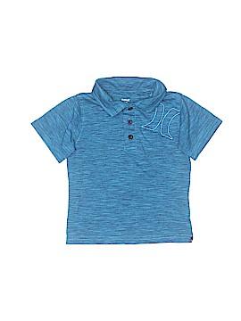 Hurley Short Sleeve Polo Size 2T