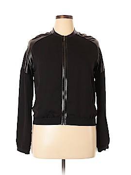 Fate Faux Leather Jacket Size L