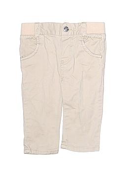 Cherokee Khakis Size 3-6 mo