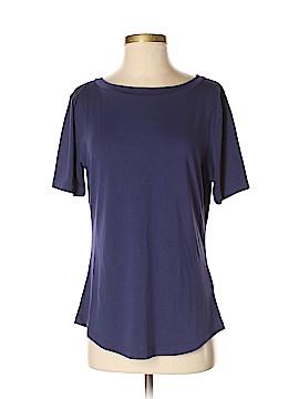 Elizabeth & Clarke Short Sleeve Blouse Size 4